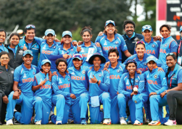 Cricket : Women in Blue