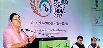 World Food India, 2017