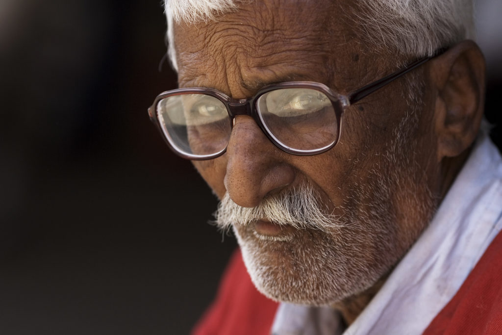 43 pc of the ageing population in India earn nothing at all