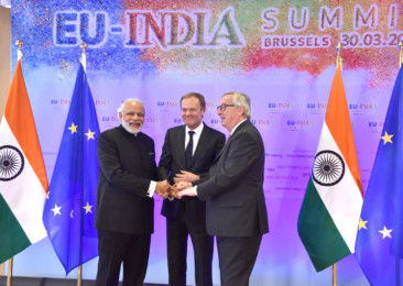 India – Europe business outlook