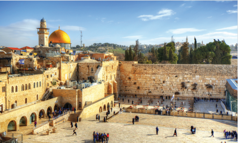 Jerusalem, one of the oldest cities in the world