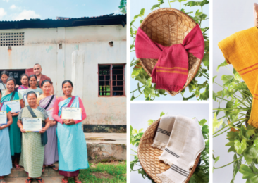 Sustainable Fashion from North-East India