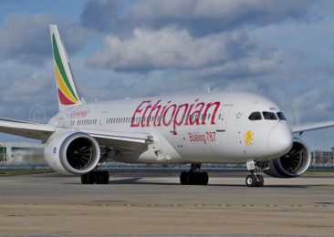Second Boeing 787-9 added to Ethiopian Airlines' fleet