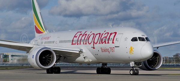 Ethiopian Airlines, won Airline of the Year Award by the African Airlines Association (AFRAA)