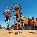 The sought after tribal dance