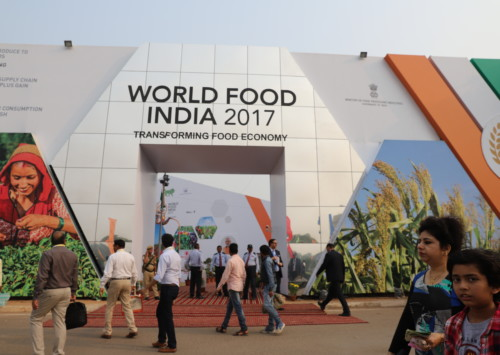 India calls for Greater French Investments in Food Processing