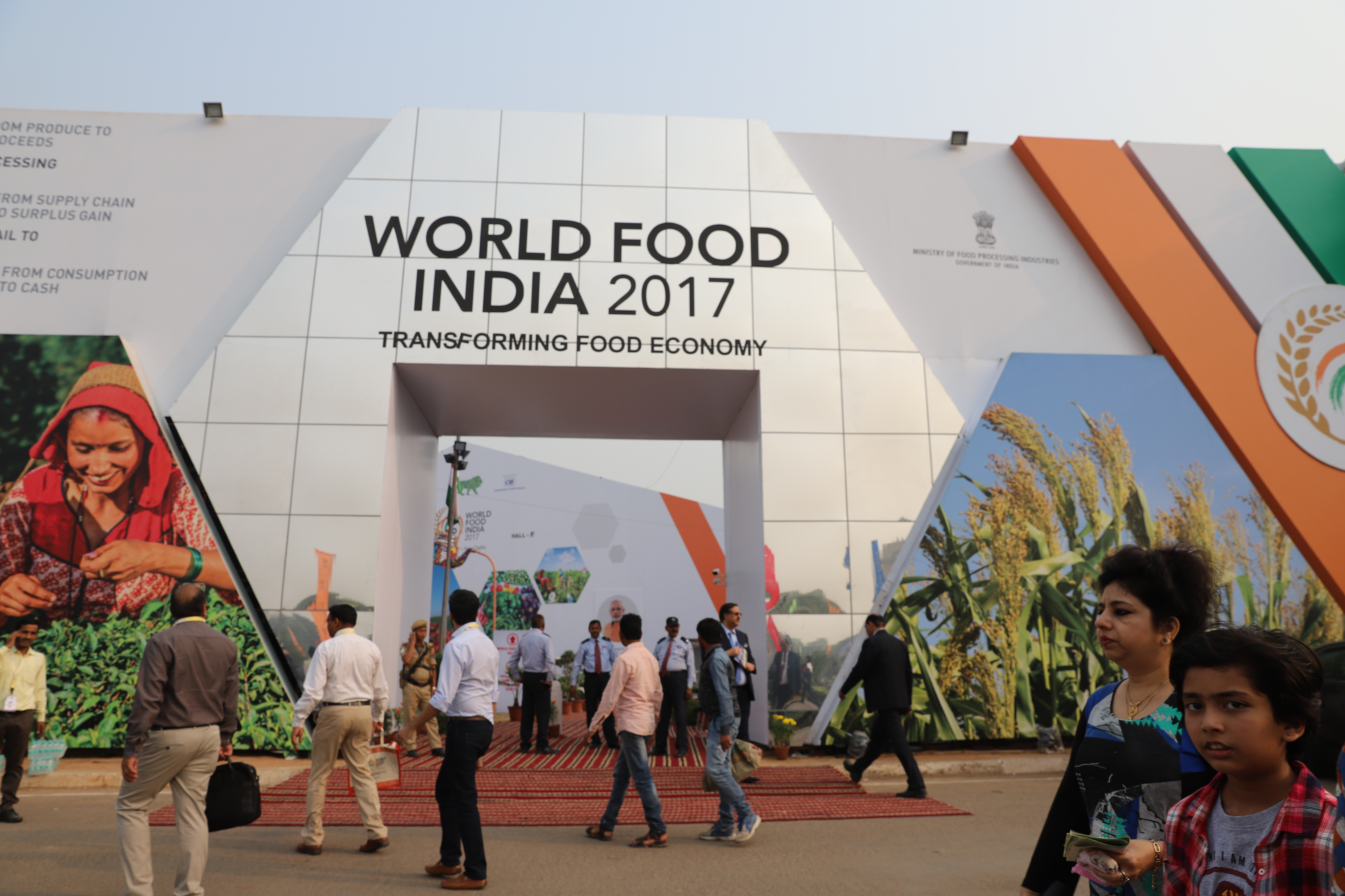Apart form conferences and exhibitions aiming to share opportunities across the food economy, WFI also offers an experience to savour both Indian and international delicacies