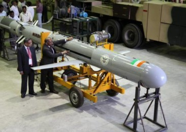 India test fires subsonic cruise missile