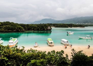 Experience the exoticism of Okinawa