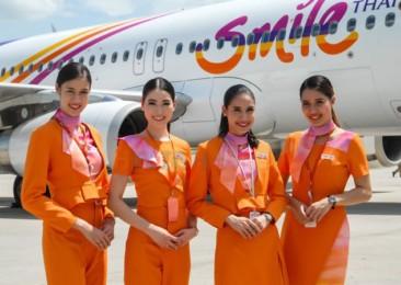 Thai Smile says hello Mumbai