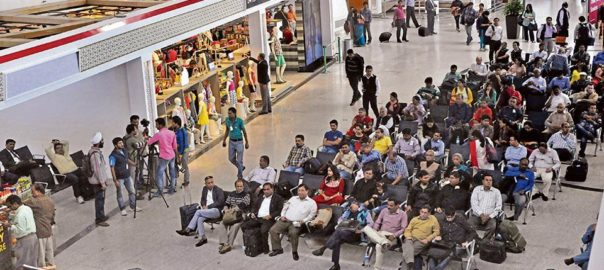 Delhi airport is India's preferred transfer hub
