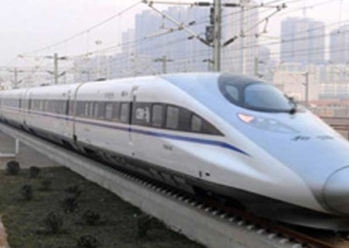 Traversing India on the steel wheels