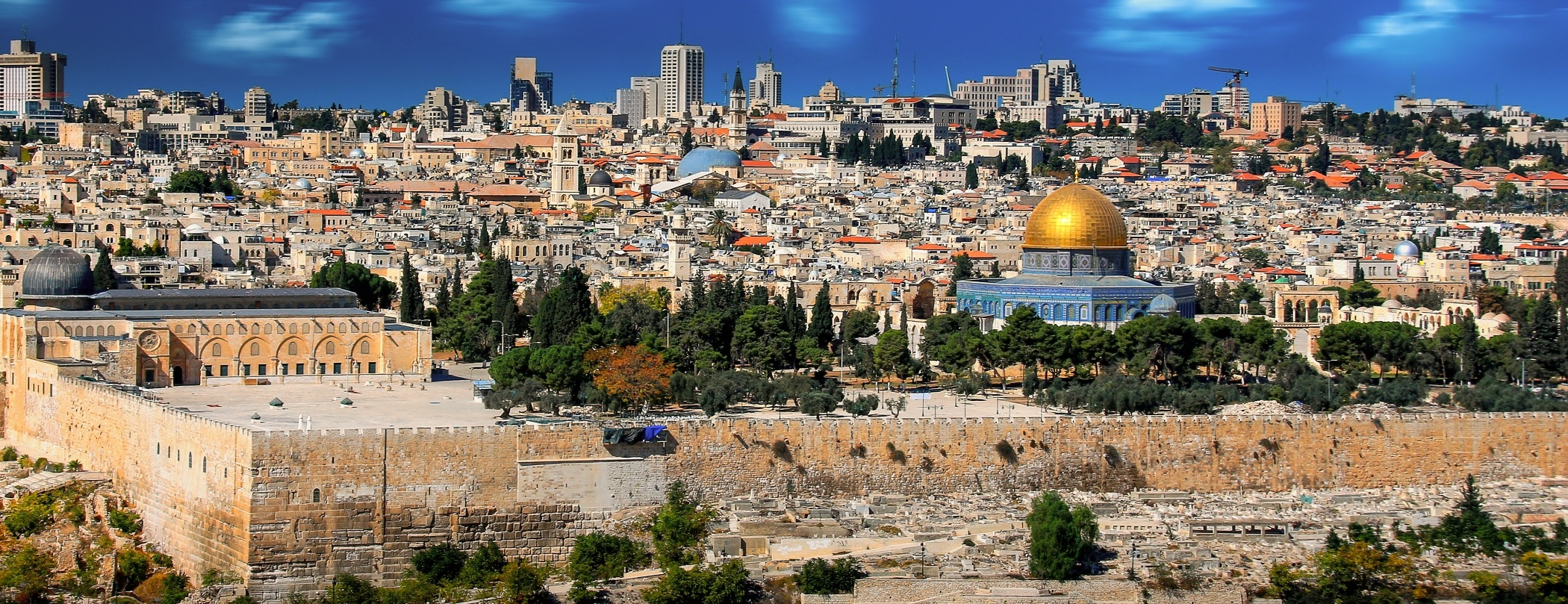 Israel has won the award of 'Best Heritage Destination' this year