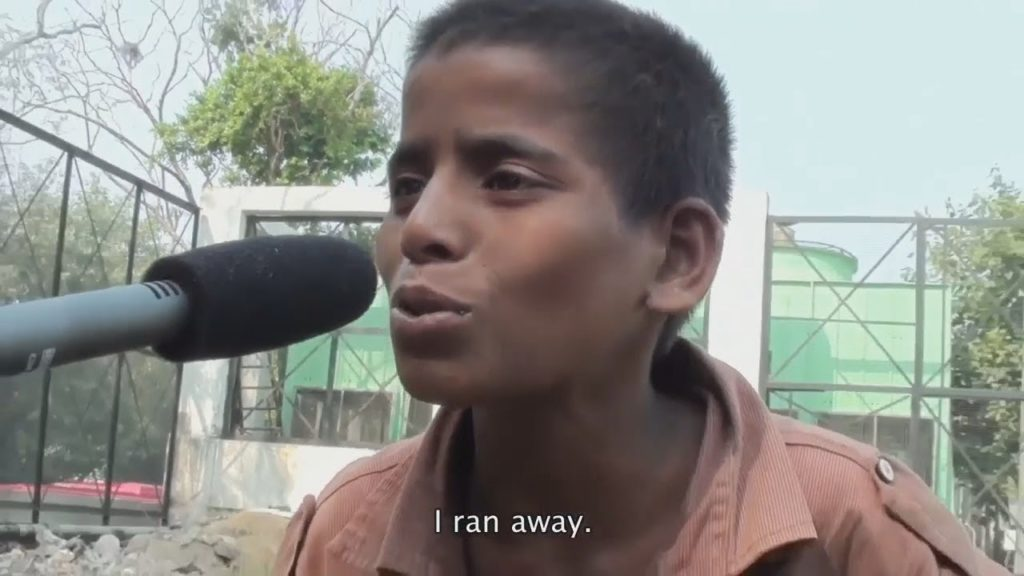 Kamlesh, just a boy from yet another viral video