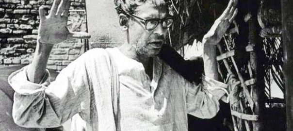 Ghatak was also a playwright and writer of short stories