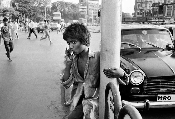 Dario Mitidieri from 'Children of Bombay' Series