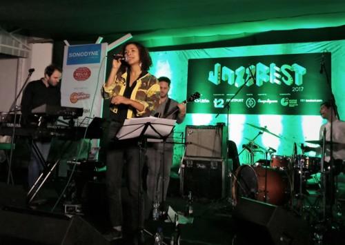 An evening of jazz in Delhi