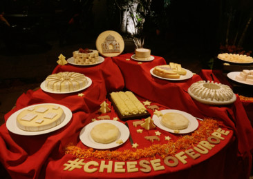 A cheesy soirée with French expert François Robin