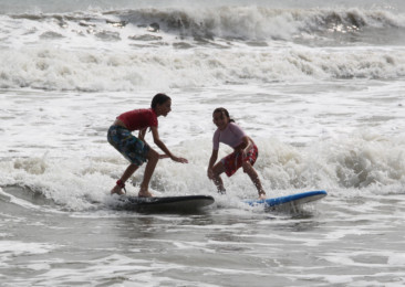 Eight Places in India for Surfing Enthusiasts