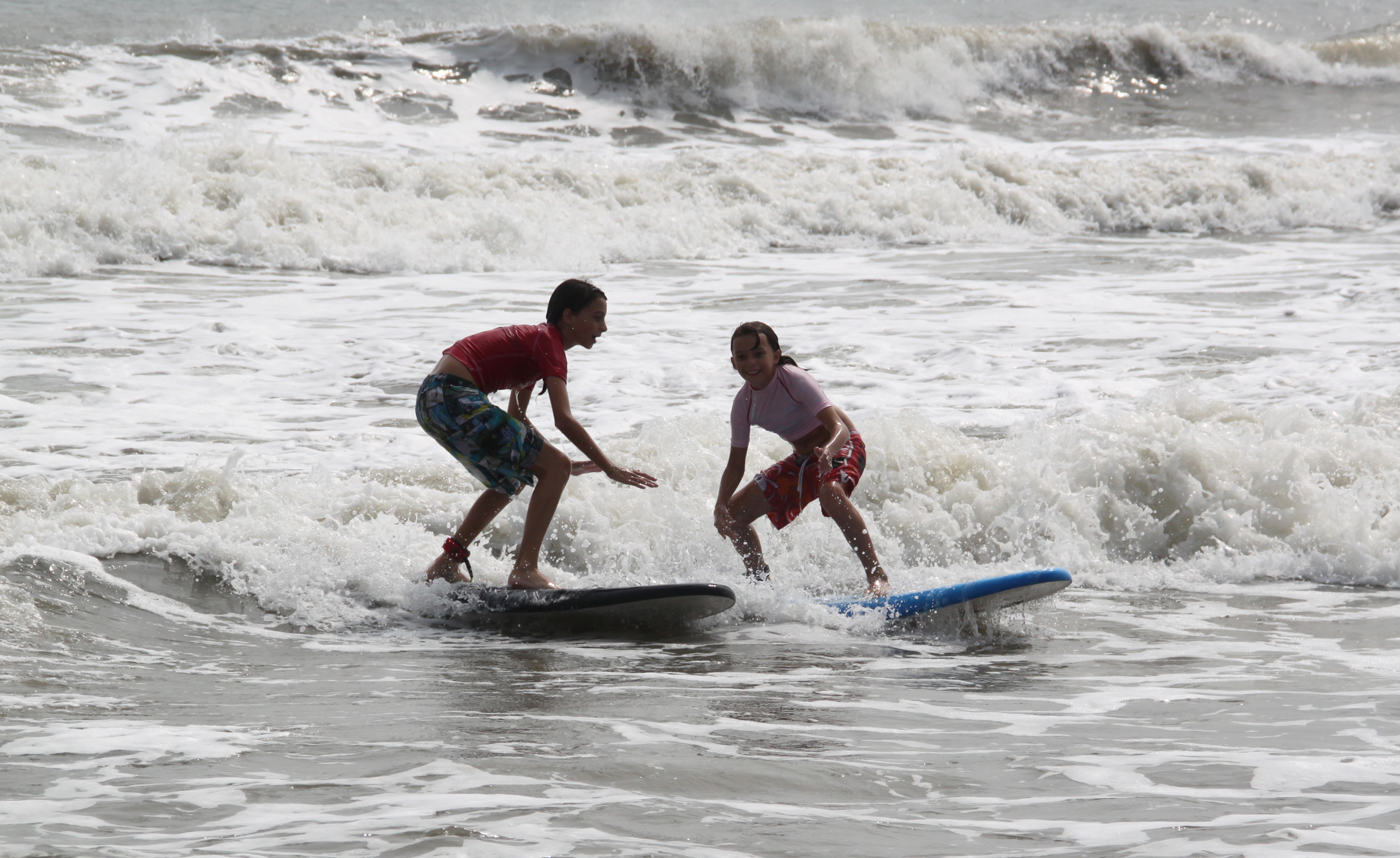 Surfing in India is picking up Photo: Kallialay Surf School