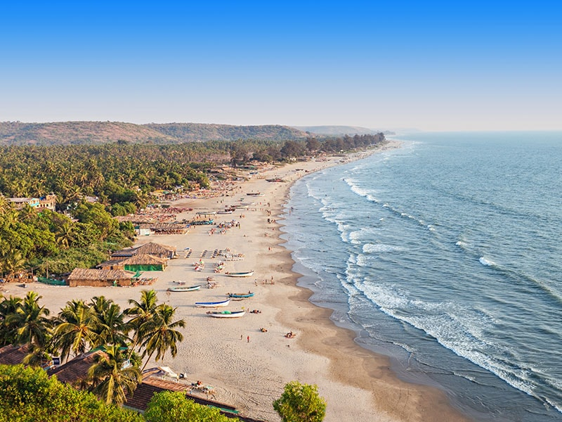 There's more to Baga Beach than that meets the eye
