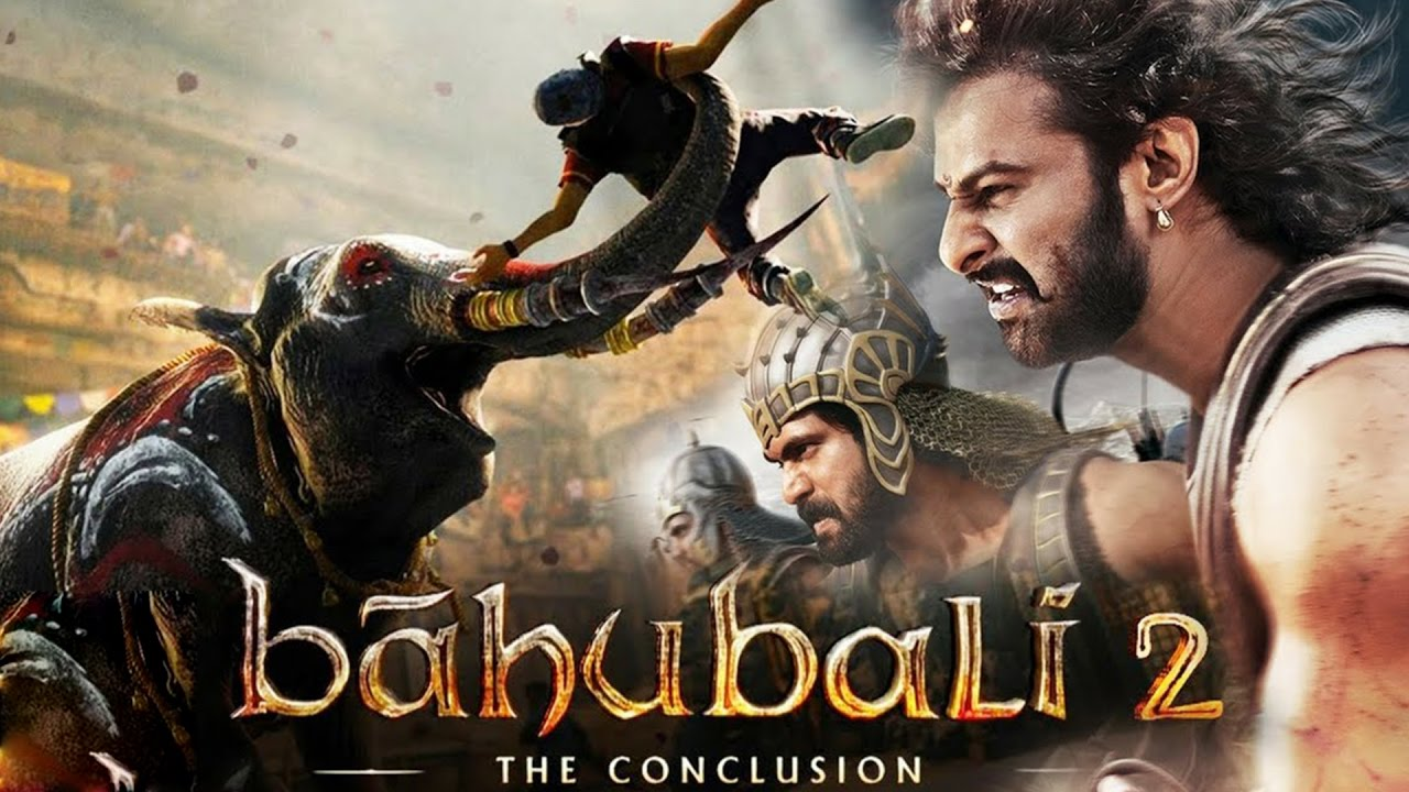Baahubali 2 - The Conclusion caught the audience by storm