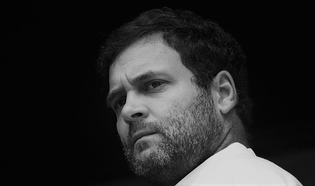 Can Rahul Gandhi bring a change in Congress? (PC: Abid Bhat/Hindustan Times via Getty Images)