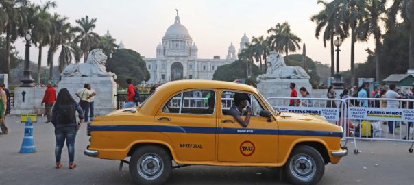 The Victoria Memorial - the epitome of grace and elegance