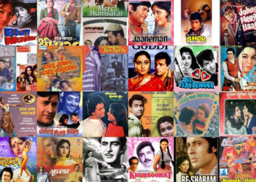 The Bollywood rhapsody