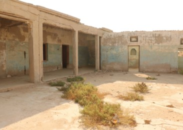 The living ghost town of Ras Al Khaimah