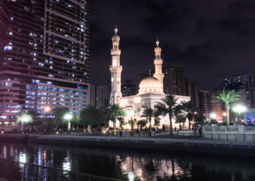 Exploring the cultural synthesis of Sharjah