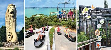 Sentosa, Singapore -Entertainment, Endless