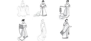Trucs et astuces autour du sari