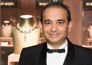 Billionaire diamantaire Nirav Modi loots Indian banks