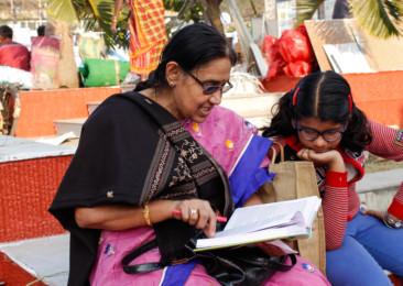 42nd International Kolkata Book fair: A photo story