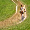 Travelling by the cycle in India seems to be growing in popularity