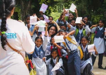 WWF India: conservation starts with education
