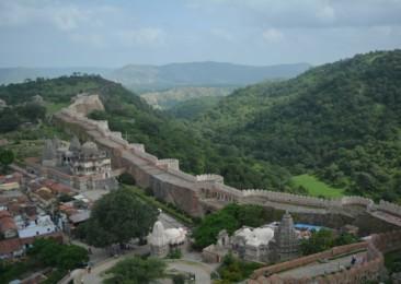 Rajputs' pride: Kumbhalgarh, Rajasthan