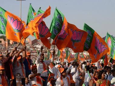 Victory in Tripura for BJP