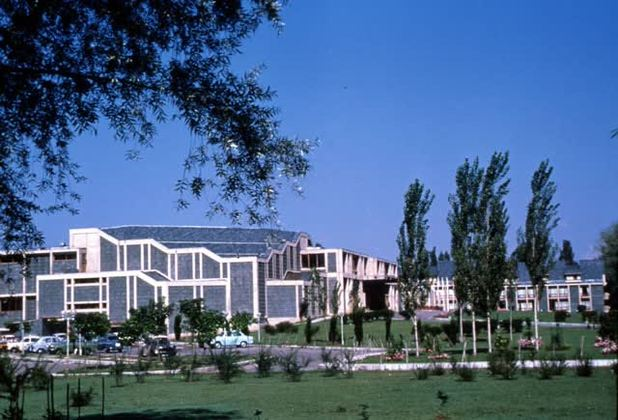 Sher-i-Kashmir Conference Center