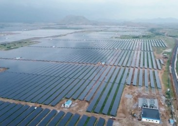 India becomes home to world's largest solar park