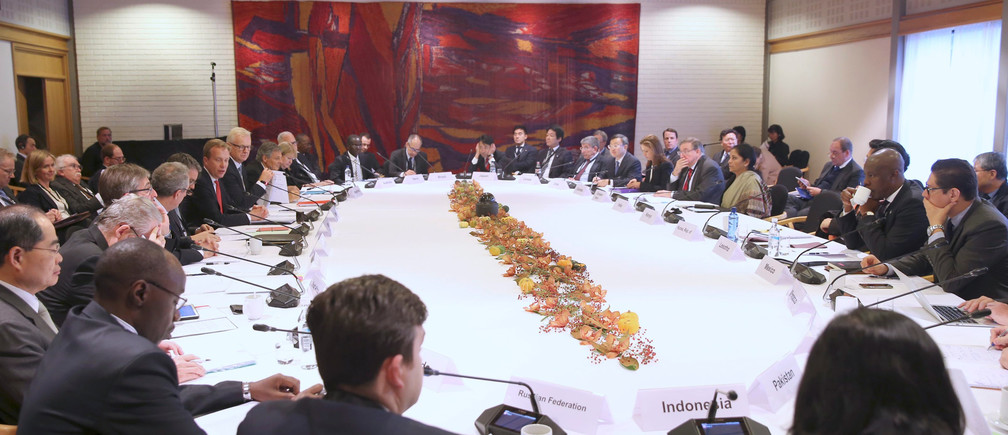 The meeting aims to focus on issues affecting all WTO members