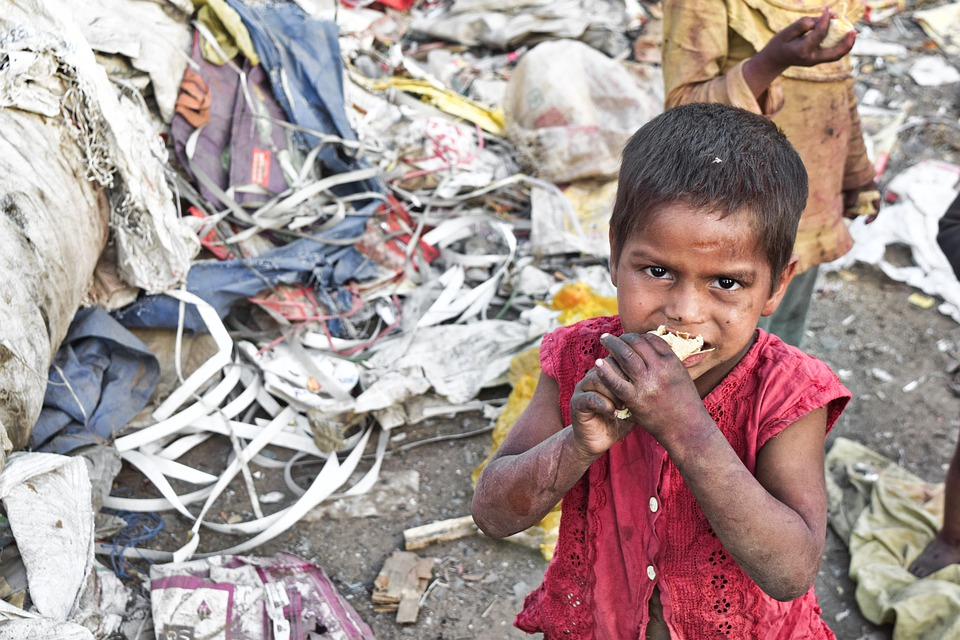 According to the UN, every third malnourished child is Indian, yet hundreds of tons of food is wasted across India every day