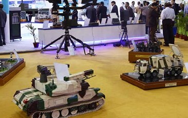Indian government to boost defence manufacturing