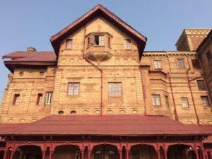 Le palais Amar Mahal