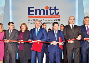 Report: EMITT Tourism Fair 2018