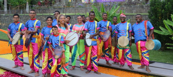 Reunion Island celebrates the Tamil New Year 5119
