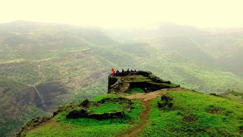 Rajmachi Fort in Lonavala