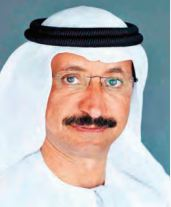 SULTAN AHMED BIN SULAYEM, Chairman and CEO, DP World
