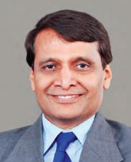 SURESH PRABHU, Minister of Commerce & Industry and Minister of Civil Aviation